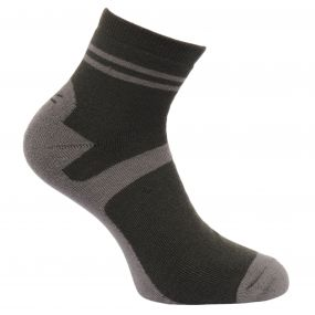 Men's 3 Pack Lifestyle Socks Raven-Bayleaf-Navy