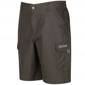 Men's Delph Multi Pocketed Shorts Ivy Green