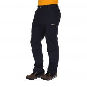 Men's Delph Cargo Trousers Navy