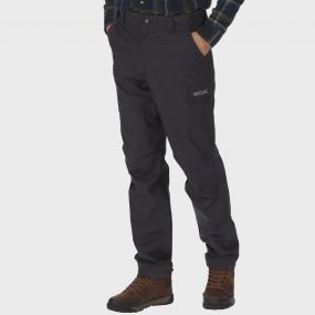 Men's Delph Cargo Trousers Iron