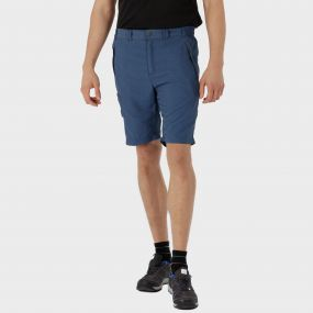 Leesville Short Dark Denim