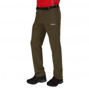 Men's Xert Stretch Trousers II Roasted