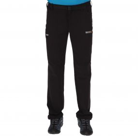 Men's Xert Stretch Trousers II Black