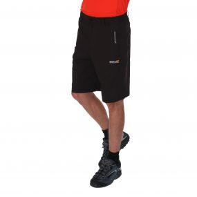 Fellwalk Shorts II Black