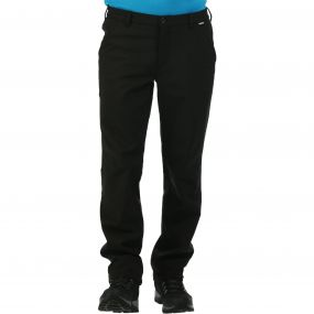 Fenton Softshell Trousers Black