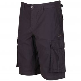 Shoreway II Coolweave Cotton Canvas Shorts Iron