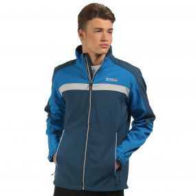 Parkley Softshell Jacket Imperial Blue
