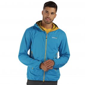 Static III Softshell Jacket Hydro Blue