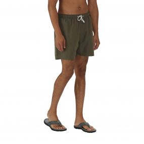 Mawson Swim Short Olive Night