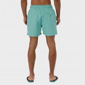 Mawson Swim Shorts Jade Green