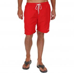 Mawson Swim Short Pepper