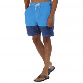Brachtmar Swim Shorts Blue Navy