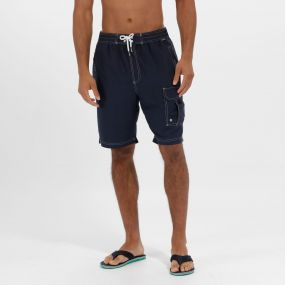 Hotham Board Shorts II Navy