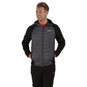 Andreson II Hybrid Jacket Black Sealgr