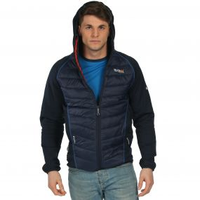Andreson II Hybrid Jacket Navy