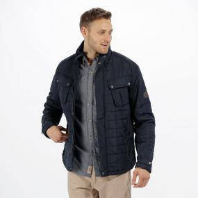 Lamond Insulated Jacket Navy
