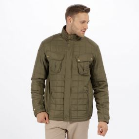 Lamond Insulated Jacket Ivy Green