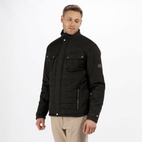 Lamond Insulated Jacket Black