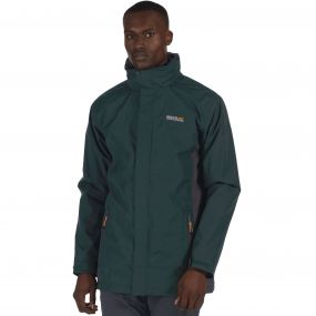 Telmar Waterproof 3-in-1 Jacket Darkest Spruce