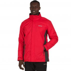 Thornridge Waterproof Insulated Jacket Pepper Red