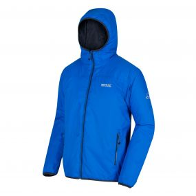 Tuscan Waterproof Insulated Jacket Oxford Blue