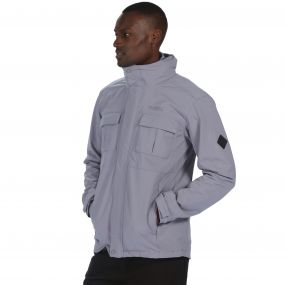 Northton Waterproof 3-in-1 Stretch Jacket Rock Grey Dust Marl