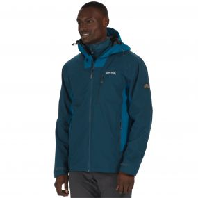 Wentwood II Waterproof 3-in-1 Stretch Jacket Majolica