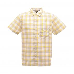 Breckenridge Shirt Bright Yellow
