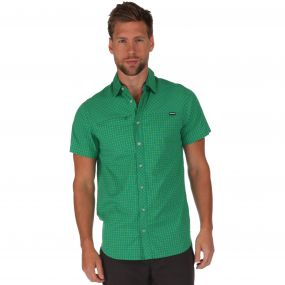 Honshu Shirt Highland Green