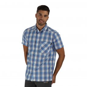 Kalambo II Shirt Oxford Blue