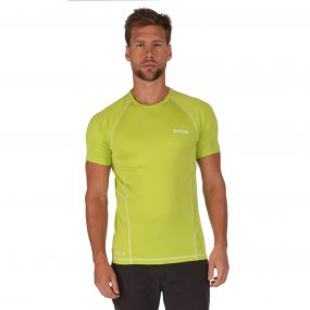 Luray T-Shirt Lime Zest