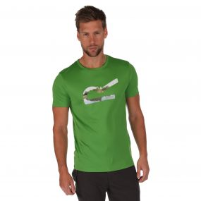 Fingal T-Shirt Extrme Green