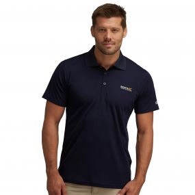 Maverik III Polo Shirt Navy