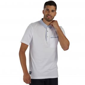 Balius Polo Shirt White