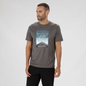 Fingal III Lightweight T-Shirt Grey