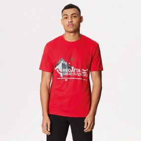 Fingal III Lightweight T-Shirt Pepper