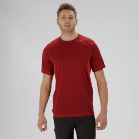 Volito III Ultra Lightweight T-Shirt Delhi Red Pepper