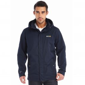 Matt Jacket Navy Navy