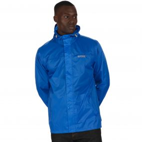 Men's Pack It Jacket II Waterproof Packaway Oxford Blue
