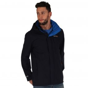 Northfield III Jacket Navy