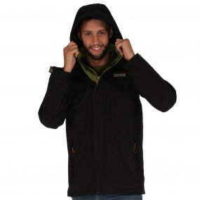 Northfield III Jacket Black