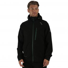 Oklahoma II Waterproof Jacket Black