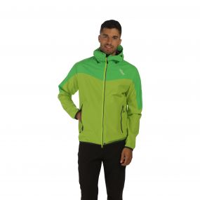 Imber II Jacket Lime Green
