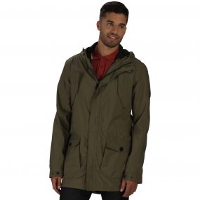 Mansiri Jacket Olive Night