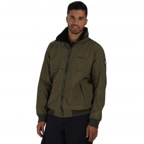 Mason Jacket Olive Night