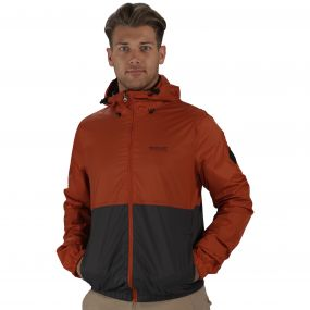 Akka Jacket Orange Iron