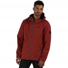 Harlan Waterproof Jacket Cowhide
