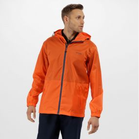 Pack-It Jacket III Waterproof Packaway Magma Orange