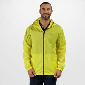 Pack-It Jacket lll Waterproof Packaway Neon Spring