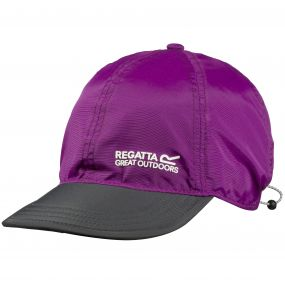 Pack It Peak Cap Vivid Viola